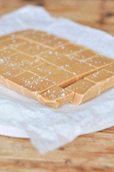 Thermomix recipe: Traditional Fudge · Tenina.com