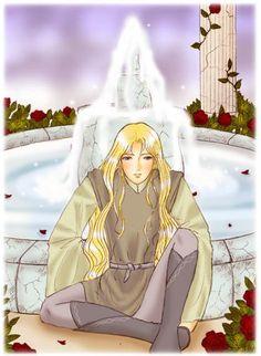 Tolkien, Glorfindel, Elvish, Middle Earth, Lord Of The Rings, Lotr, The Hobbit, Princess Zelda, Fan Art
