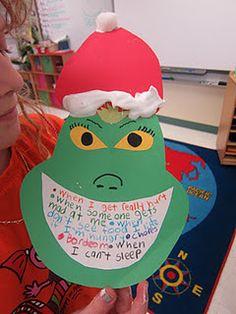 cute for a december bulletin board