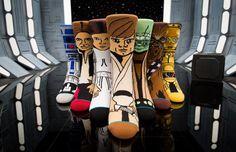On continue la saga de Star Wars avec un nouveau volet de mode, cette fois-ci avec la marque de chaussettes Stance.Cette dernière s'est donc associée avec