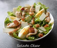 Le printemps et ses rares journées ensoleillées donnent envie de manger à nouveau de belles salades composées et colorées. Le choix des légumes de saison étant encore restreint, je vous propose un classique des salades composées que nous adorons à la...