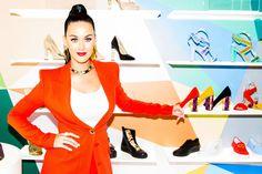 ¿Por qué Katy Perry le dedica un zapato de su primera colección a Hillary Clinton? #Moda y #belleza