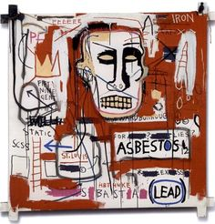 Untitled by Jean-Michel BasquiatMore Pins Like This At FOSTERGINGER @ Pinterest