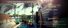 LIMASSOL, CYPRUS // Destination Wedding // ProStudio Cinema Wedding Trailer // Maya & Philippe #wedding #video