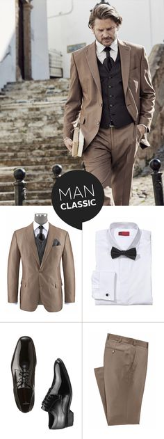 5e233f3e44c0 Man Classic   Look 1   Styles bei OTTO. Silvester Outfit · Heiligabend ·  Feiertage ...