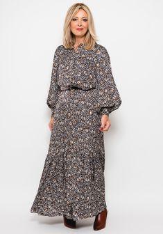 Paisley Print, High Neck Dress, Michael Kors, Trends, Dresses, Fashion, Turtleneck Dress, Gowns, Moda