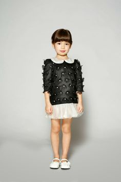 Il Mondo di Ingrid: Dorian Ho BabyDoll Collection: from Hong Kong, the high-end designer fashion for children