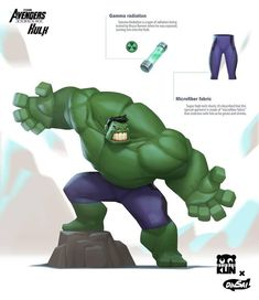 The Hulk_by Dinsai Avengers Cartoon, Marvel Cartoons, Avengers Art, Marvel Art, Marvel Dc Comics, Marvel Heroes, Marvel Universe, Rayquaza Pokemon, Hulk Art