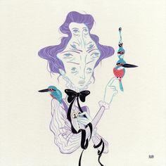 Jules' Blog - Illustrations by Julian Callos: Taetrum et Dulce