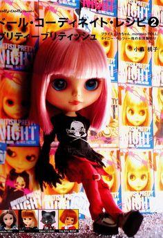 Одежда для кукол.Альбом«Komori Momoko. Dolly Dolly Books». Обсуждение на LiveInternet - Российский Сервис Онлайн-Дневников