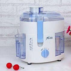 Kitchen boutique convenience and durability Multifunctional Electric Juicer Juice Machine,6.0' x 11.9' ** Check out this great image  : Small Appliances