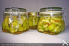 Senfgurken süß - sauer, ein tolles Rezept aus der Kategorie Gemüse. Bewertungen: 125. Durchschnitt: Ø 4,7.