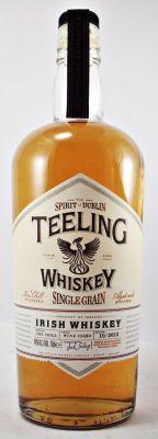 Teeling Single Grain Irish Whiskey 46% 70cl Whiskey Girl, Irish Whiskey, Bourbon Whiskey, Scotch Whisky, Grain Whisky, Alcohol Spirits, Blended Whisky, Pot Still, Liquor Bottles