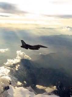 Rocketman Inc F 16 AirplanesRainbowEyesWarWingsMilitaryRain