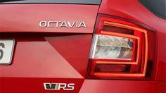 Skoda Octavia vRS 230