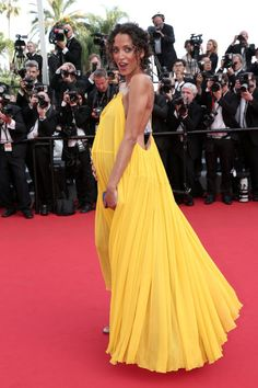 The best of the 2015 Cannes Film Festival red carpet: Noémie Lenoir in Chloé.