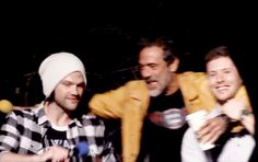papa and his boys