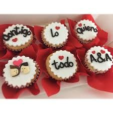 Resultado de imagen para cupcakes amor y amistad