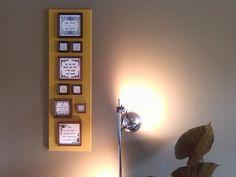 oude spreukbordjes gebundeld