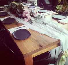 Table garland by Love Alice & CO. | styling by @cdellis