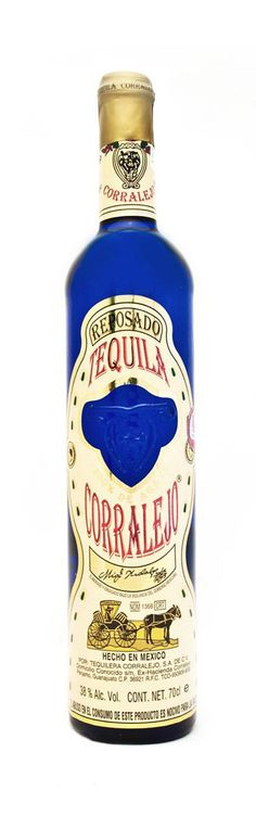 One of the best tequilas I have ever had shots of. Has to be the blue bottle! Yum, no chaser needed.