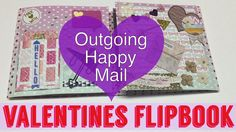 Penpal FlipBook - Happy Mail♥Outgoing Peek| I'm A Cool Mom
