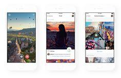Prisma a maintenant une sorte de fil d'actualité et permet de liker des images