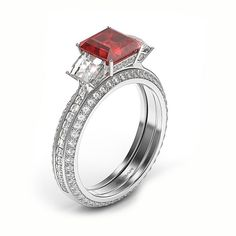 775 Best contemporary gemstone rings images in 2019   High