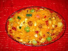 Punjabi Shahi Zarda is one of the most colourful and popular dessert in Punjab and also in all over Pakistan . It is cooked dering Eid ul Fitr and on wedding occasions and liked not only by children but also by adults.