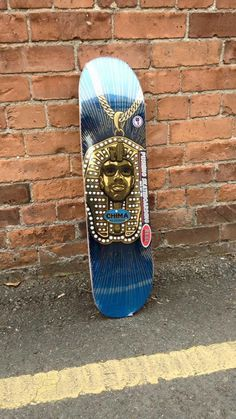 Real Jesus Piece Ferguson Pro Skateboard Deck Free MOB Grip Tape in Sporting…