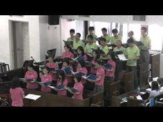 霧峰長老教會聖歌隊--20121014新竹教會獻唱-part2 - YouTube