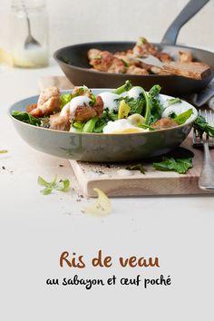 Dans la haute gastronomie et en Suisse romande, les ris de veau sont assez courants. Et dans ta cuisine? À notre avis, les ris sont parfaits pour apprendre à cuisiner des abats, leur saveur est discrète et leur préparation facile. Brie, Valeur Nutritive, Tacos, Menu, Saveur, Ethnic Recipes, Food, Fine Dining, White Wine Vinegar
