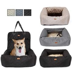 2 In 1 Pet Dog Carrier Folding Car Seat Pad Safe Carry House Puppy Bag Car Travel Accessories Waterproof Dog Seat Bag Basket Car Seat Pad, Dog Car Seats, Seat Pads, Selkirk Rex, Dog Pads, Pet Seat Covers, Medium Sized Dogs, Medium Dogs, Dog Carrier