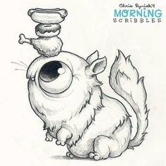 Eichhörnchen ohne Eichel;)