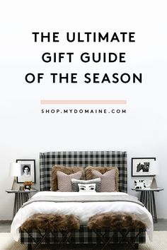 Never leave gift buying to the last minute—this is what we tell ourselves each year. Get a kick start for real this year with these clever gifts everyone will love.