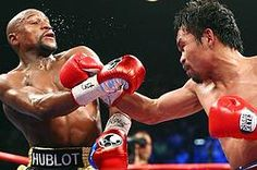 Here We Go...Manny Pacquiao Says He Fought Mayweather With Injured Shoulder