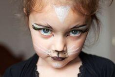 #Chat #Halloween #Maquillage #DIY