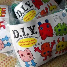 DIY Creature Designer Kit