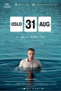"""Oslo, 31 de Agosto (Oslo, 31. August)  Sem conhecer muito dos filmes do cinema dos países nórdicos, resolvi assistir esse """"por acaso"""". e gostei muito. Uma realidade cruel e desesperadora. Literalmente depressivo, melancólico e triste. A realidade sabe ser cruel."""