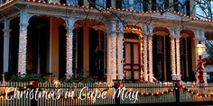 Christmas in Cape May - what is Christmas like in Cape May, New Jersey?