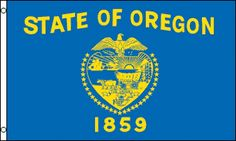 Flag of the Day  Today in 1919 - The state of Oregon became the first state to place a tax on gasoline. The tax was 1 cent per gallon.  #rvflags #rvflagpoles #a1flagsnpoles http://www.a1flagsnpoles.com/oregon-state-flag