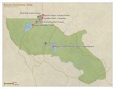 #Katavi National Park in #Tanzania – Travel guide, Reviews, #Map & Photos!