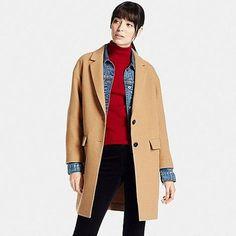 Manteau femme couleur caramel
