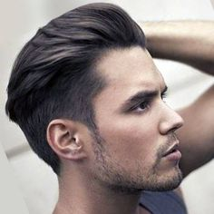 The Undercut Guy hairstyle