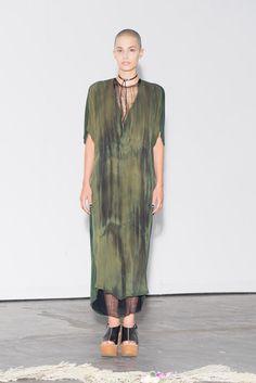 Raquel Allegra, Look #4