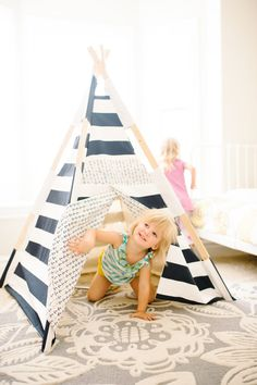 Teepee The Maxwell for kids