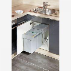 """10 anschauliche Bilder zu """"Mülleimer Küche""""   Kitchen Cabinets ..."""