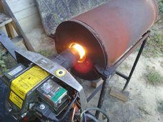 Automatic waste oil burner 2