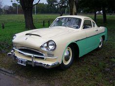 1954 Justicialista Auto Argentino