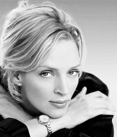 Uma Thurman is fab-tastic!